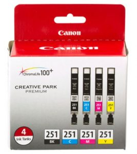 Canon Pixma MX922 Ink