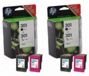 HP Envy 4502 Ink