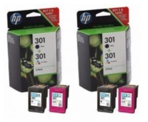 HP Envy 4503 Ink