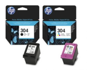 HP ENVY 5052 Ink