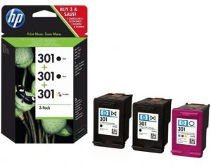 HP Envy 5532 Ink