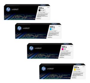 HP Color LaserJet Pro M252dw Ink Toner