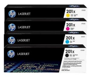 HP Color LaserJet Pro M252n Ink Toner