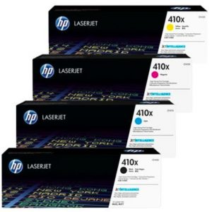 HP Color LaserJet Pro M452dn Ink Toner
