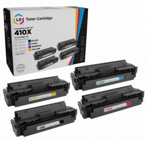 HP Color LaserJet Pro M452nw Ink Toner