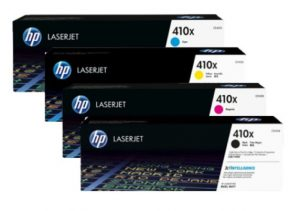 HP Color LaserJet Pro MFP M477fnw Ink Toner