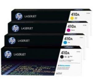 HP Color Laserjet Pro MFP M477fdn Ink Toner