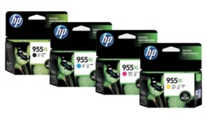 HP OfficeJet Pro 8720 Ink