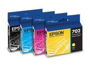 Epson Workforce Pro WF-3720 Ink