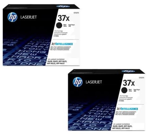 HP Laserjet Enterprise M607dn Ink